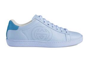 Gucci  Ace Interlocking G Blue (W) Blue (_598527 AYO70 4971)