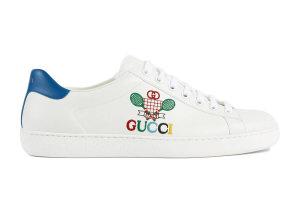 Gucci  Ace Worldwide White (_603696 AYO70 9096)
