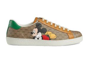 Gucci  Ace x Disney Brown (602548 HWM10 8961)