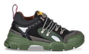 Gucci  Flashtrek SEGA Green Green (543162 GGZ70 1262)