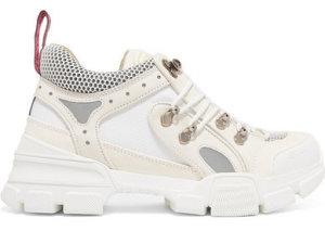Gucci  Flashtrek SEGA White White (543162 GGZ80 9087)