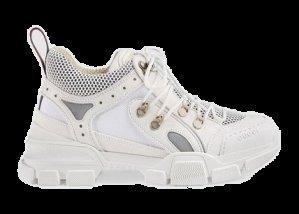 Gucci  Flashtrek White (W) White (543305 GGZ80 9087)