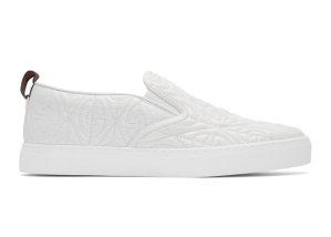 Gucci  G Rhombus Slip-On White White (5988680R0B09062)