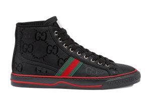 Gucci  Off The Grid High Top Black GG Black (628717 H9H80 1074)
