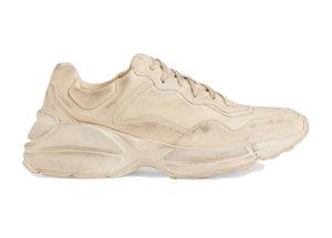 Gucci  Rhyton Distressed Ivory (_498916 A9L00 9522)