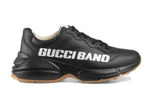Gucci  Rhyton  Band Black (599145 DRW00 1000)