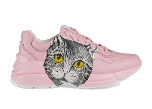 Gucci  Rhyton Mystic Cat Pink (W) Pink (_583337 DRW00 5823)