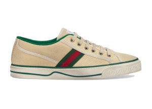 Gucci  Tennis 1977 Butter Cotton Ivory (606111 GZO30 9361)