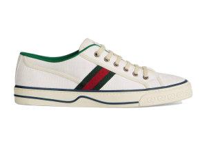 Gucci  Tennis 1977 Mini GG White White (_606111 99W90 9085)