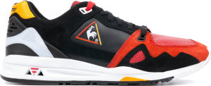 """Le Coq Sportif  R1000 Highs and Lows """"Black Swan"""" Black/Red (1421340)"""