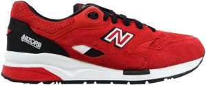New Balance  1600 Elite Red/Black Red/Black (CM1600RB)