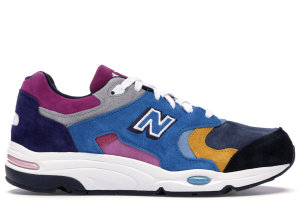 New Balance  1700 Kith The Colorist Blue Toe Multi/Multi (M1700K2)
