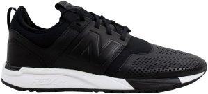 New Balance  247 Leather Black Black (MRL247VE)