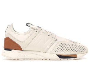 New Balance  247 White Luxe White/White (MRL247BE)