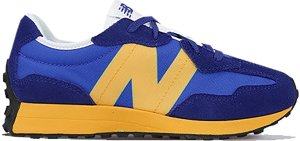 New Balance  327 Blue (GS) Marine Blue/Aspen (YS327CLB)