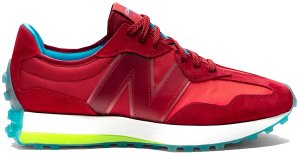 New Balance  327 Concepts Cape Cranberry/White-Lime (MS327CSC)