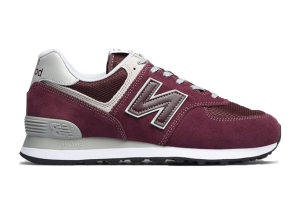 New Balance  574 Burgundy Burgundy (ML574EGB)