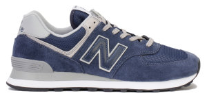 New Balance  574 Classic Navy Navy/Grey (ML574EGN)