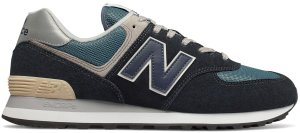 New Balance  574 Dark Navy Marred Blue Dark Navy/Marred Blue (ML574ESS)