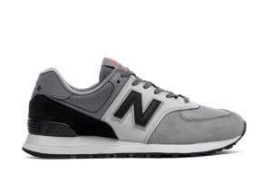 New Balance  574 Marblehead Varsity Orange Marblehead/Black/Varsity Orange (ML574JHV)