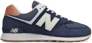 New Balance  574 Natural Indigo Faded Mahogany Natural Indigo/Faded Mahogany (ML574TYA)