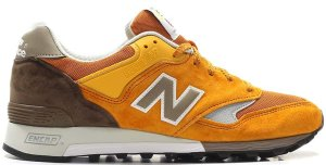 New Balance  577 English Tender Orange Orange/Brown (M577ETO)