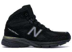 New Balance  990 Mid Boot Black Black (MO990BK4)
