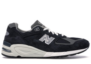 New Balance  990 V2 Kith Navy Navy/White (M990NV2)