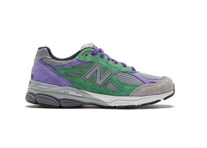 New Balance  990 v3 Stray Rats Reprise Joker Grey (2019) Purple/Green-Grey (M990SR3)