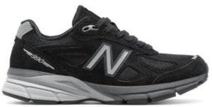 New Balance  990 v4 Black (W) Black (W990BK4)