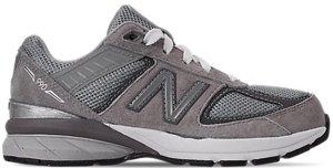 New Balance  990 v5 Grey (GS) Grey/Castle Rock (GC990GL5)