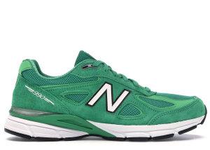 New Balance  990v4 Green New Green/Vivid Cactus (M990NG4)