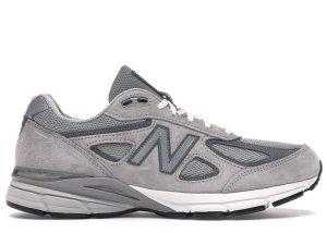 New Balance  990v4 Grey Grey/Castlerock (M990GL4)