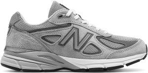 New Balance  990v4 Grey (W) Grey/Castlerock (W990GL4)
