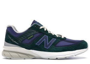 New Balance  990v5 Aime Leon Dore Life in the Balance Green/Blue (M99OAL5)