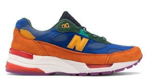 New Balance  992 Multi-Color Multicolor (M992MC)
