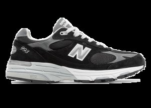 New Balance  993 MIU Black Black/Grey (MR993BK)
