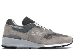 New Balance  997 Grey Day 2019 (Removed Logo) Grey (M997GD1)