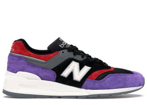 New Balance  997 Kawhi Leonard Championship Pack Purple-Black-Red (US997MK)