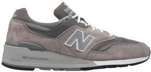 New Balance  997 Made in USA Grey Grey (M997GY)