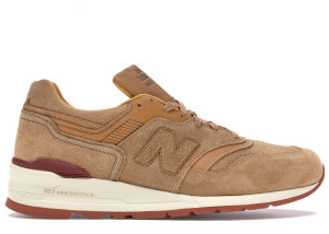 New Balance  997 Red Wing Brown (M997RW)