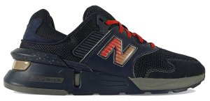 New Balance  997S BHM (2020) Navy/Red-Gold (MS997BHM)
