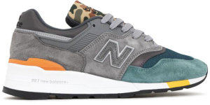 New Balance  997S Duck Camo Grey/Teal (M997NM)