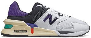 New Balance  997S Munsell White Deep Blue Munsell White/Deep Blue (MS997JEA)