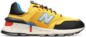 New Balance  997S Yellow Black Yellow/Black (MS997SKB)