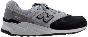 New Balance  999 Canvas Waxed Black Black/Grey (ML999WXA)