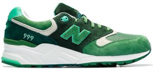 New Balance  999 Paper Lights Dark Green/White (ML999RAM)