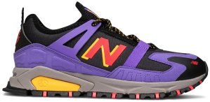 New Balance  X-Racer Utility Black Mirage Black/Purple (MSXRCTCA)