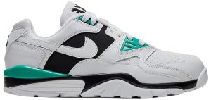 Nike  Air Cross Trainer 3 Low White Neptune Green Black White/White-Neptune Green-Black (CJ8172-101)