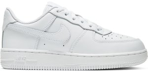 Nike  Air Force 1 Low Triple White 2017 (PS) White/White-White (314193-117)